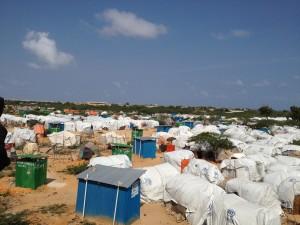 Camp 77 Mogadishu Somalia July 2012