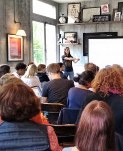 Presentation at Pint of Science, May 2015