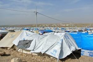 IRQ_Dahok refugee camp_Feb2013
