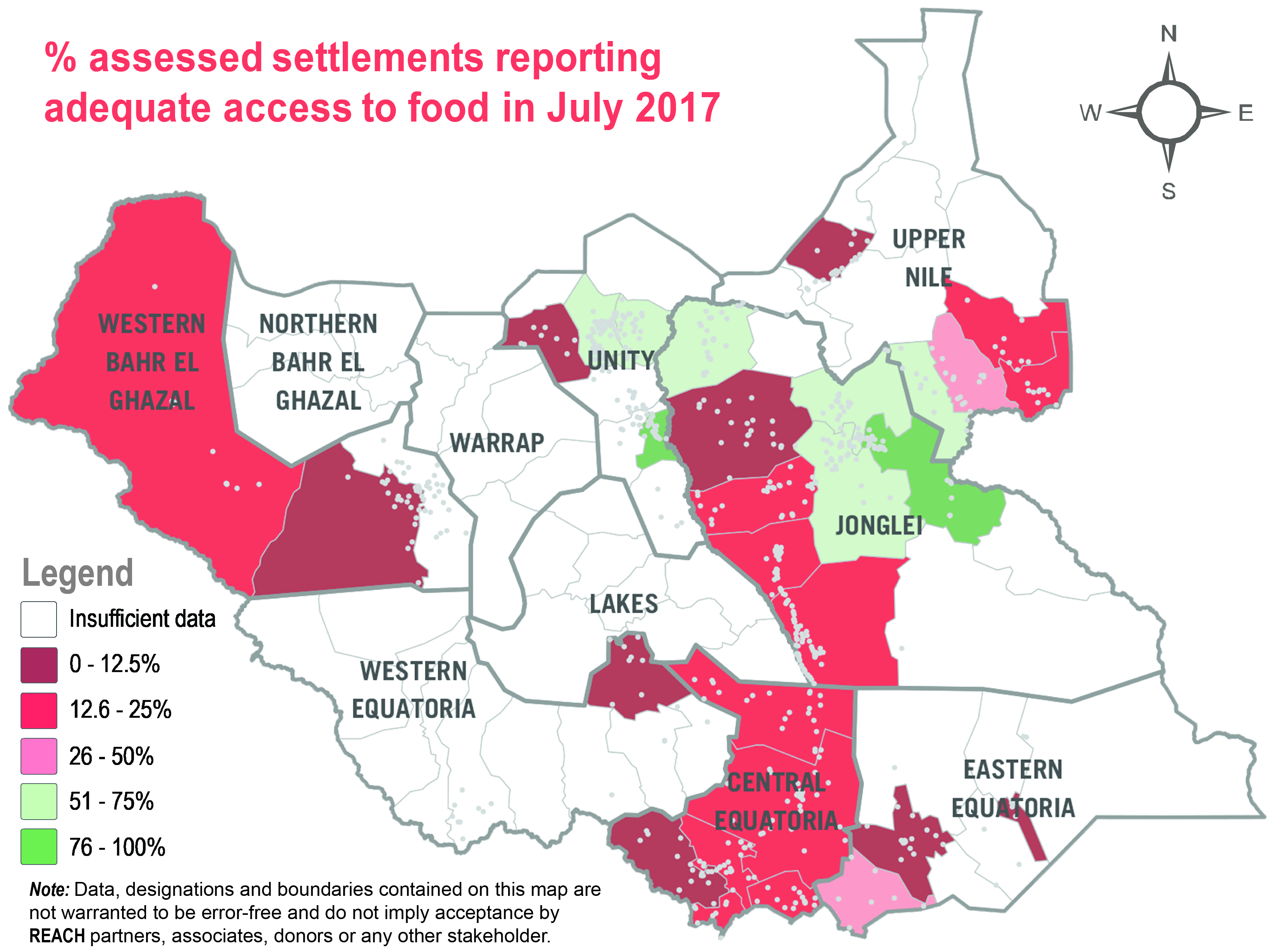 South Sudan Food Crisis Understanding Food Security Trends in the