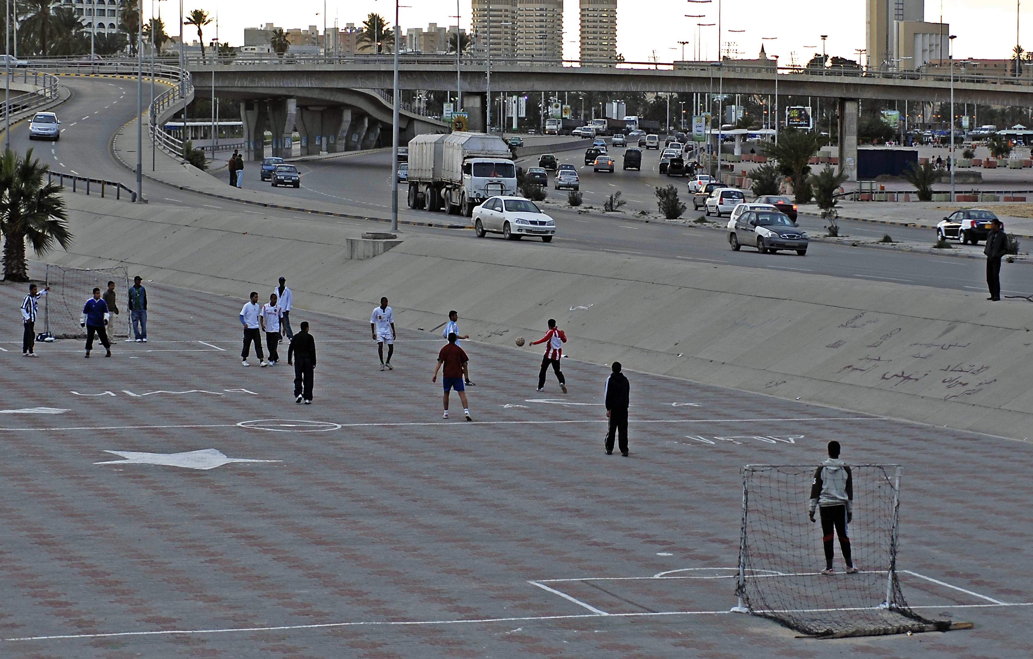 Tripoli, Libya © REACH/ 2017.