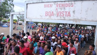 Brazil: Unemployed and with little access to aid – For Venezuelan asylum seekers challenges continue beyond the border
