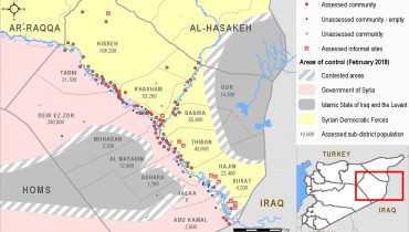 Syria: Needs persist in Deir-ez-Zor governorate alongside humanitarian access challenges