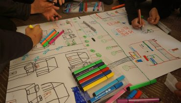 REACH Conducted Child Mapping Sessions in Kawergosk and Darashakran Camps, Kurdistan Region of Iraq