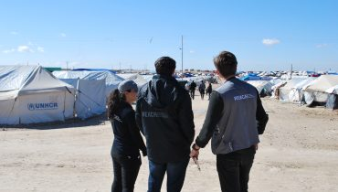 Syria: Winter has passed but challenges remain for residents in camps and informal sites