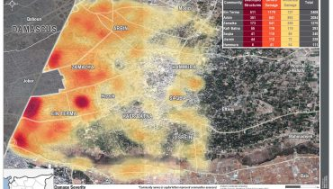 Syria: Worrying situation in the besieged area of Eastern Ghouta, despite slight improvements
