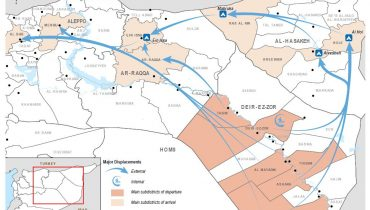 Syria – Deir-ez-Zor offensive: Overview of displacement patterns, dynamics and intentions as conflict escalates