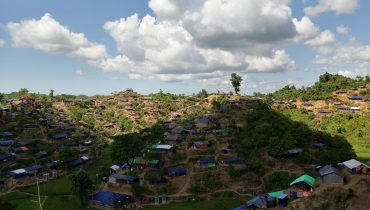 Bangladesh – Rohingya Crisis: Mapping infrastructure and services in refugee camps and sites