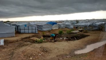 Broad review of internal displacement patterns in South Sudan