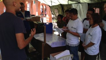 REACH conducted Rapid Intentions&Needs Assessment in Tacloban