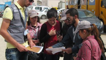 REACH conducts third round of IDP camp profiling in the Kurdistan Region of Iraq
