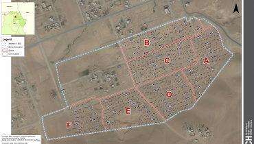 REACH Establishes Addressing System in Camps across the Kurdistan Region of Iraq