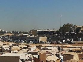 REACH releases overview of Syrian Refugees staying in Informal Tented Settlements in Jordan