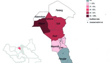 South Sudan: From 86 to 6 percent − Access to food dramatically declines in Mayom County
