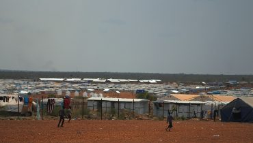 Displacement site profiling supports camp management in South Sudan