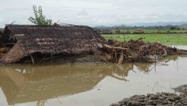 Assessing disaster preparedness in Rakhine state, Myanmar