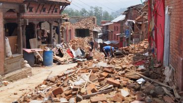 Vulnerability assessment helps to inform Shelter Cluster's recovery strategy after the Nepal earthquakes