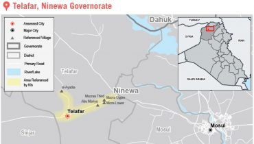 Iraq: What is happening in areas of return? REACH findings from Telafar