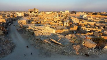 Syria – Ar-Raqqa city offensive: Only up to 8,000 persons are left in the city, facing conflict and lack of food, water and health services