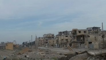 Syria: Services and infrastructure remain limited in Ar-Raqqa city as residents return