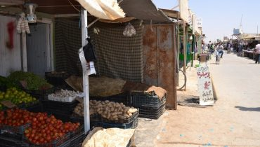 Jordan: REACH and WFP assess food security and related vulnerabilities of Syrian refugees