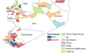New REACH study analyses communication channels and social media usage in Syria