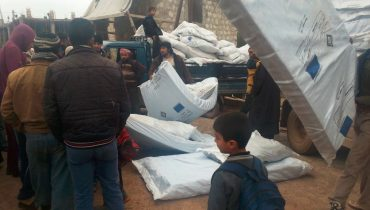 Recent REACH assessment identifies priority winterisation needs in Syria