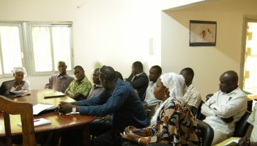 REACH facilitating a shelter cluster assessment in Mali