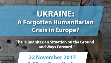 The humanitarian community urges stronger action on the humanitarian crisis in eastern Ukraine