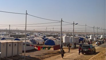 Iraq: Understanding Movement Intentions of Displaced People in Camps