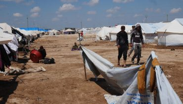 Syria: REACH informs on sectoral needs of the over 22,000 refugees and IDPs populating Al Hol Camp