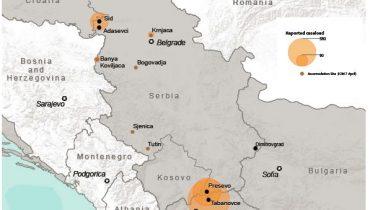 REACH: European Migration Crisis, March Update