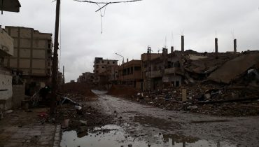 Syria: Households in Ar-Raqqa city face severe infrastructure damage and insufficient services