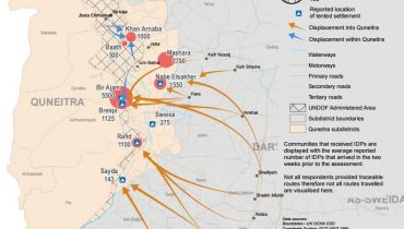 Syria: REACH Humanitarian Situation Overview