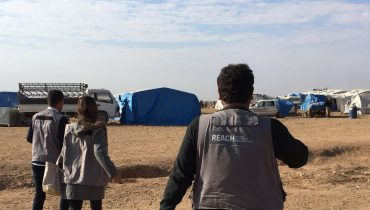 Northeast Syria: challenging winter months for IDPs and refugees living in camps