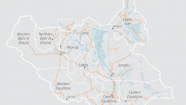 South Sudan – Country Atlas