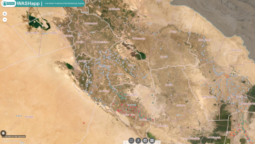 Iraq Water Treatment Plant Monitoring System