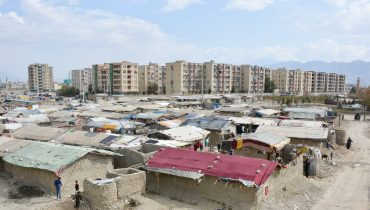 Tackling information gaps in the informal settlements of Afghanistan