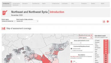Humanitarian Situation Overview of Syria (HSOS) – SYRIA
