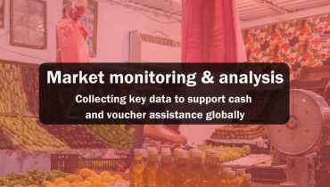 Collecting key data on markets to support cash and voucher assistance