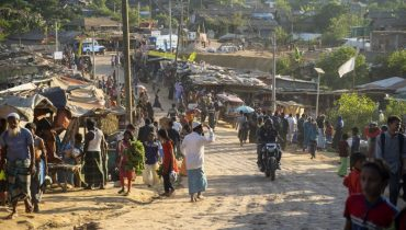 Understanding disability in Rohingya refugee camps