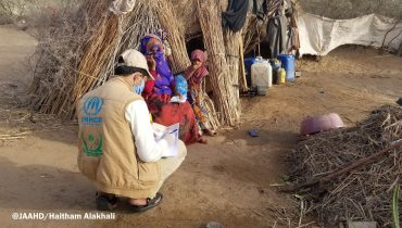 Improving living conditions of displaced families in Yemen: Mapping service gaps to enhance response to the needs and vulnerabilities of IDP communities